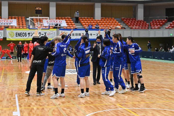 バスケットボール_東京羽田ヴィッキーズ