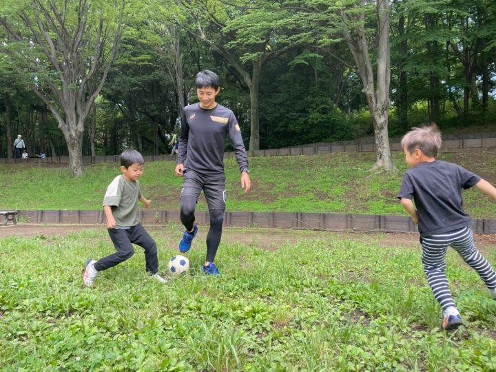 高橋秀人 公園