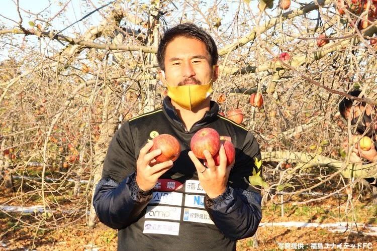 農業部長である樋口寛規選手